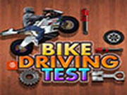 Bike Driving Test