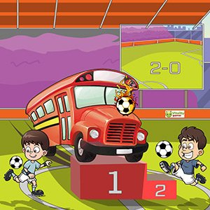 Euro Soccer Bus Parking