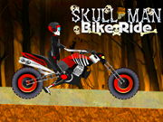 Skull Man Bike Ride